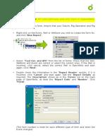 310715160 Cost Estimate AFE Report