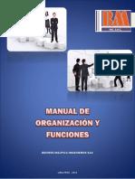 Manual de Organizacion y Funciones Bm