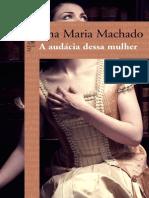 A audacia dessa mulher - Ana Maria Machado.pdf