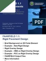 Faarfield Rigid Incl 3d Fem