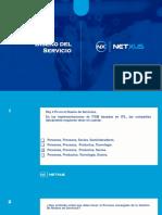 1005 Netxus Simulacro Diseño de Servicio