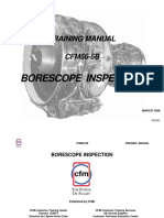 Ctc-071 Borescope Inspection