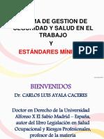 Presentacion Dr. Carlos Luis Ayala