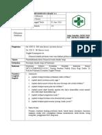 SOP Hemoroid Grade 1-2