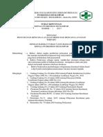 7.4.1 Ep 1a Sk Penyusunan Rencana Layanan Medis Dan Penyususnan Rencana Layanan Terpadu