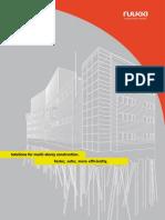 Ruukki Solutions for Multi Storey Construction