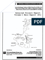 Modified Vol I of Feasibility Report