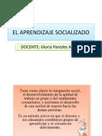 El Aprendizaje Socializado