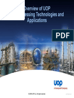 1 Overview of UOP Gas Processing Technologies and Applications 02 2010