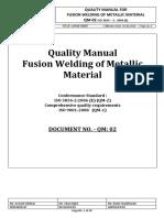 QC Manual ISO 3834 -2 QM-02 Final