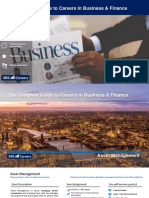 The Complete Guide to Careers in Business & Finance