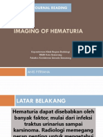 Imaging of Hematuria, Jr