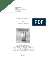 Catalogo de Parituras