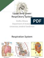 K1 - Upper and Lower Resp System - Sindhu Wisesa - ReK1