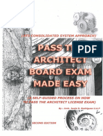 eBook PASS THE ARCHITECT BOARD EXAM MADE EASY.pdf