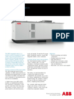 Megawatt Station Inverter PVS800 1 to 1.25MW-ABB