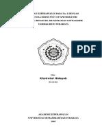 ASUHAN KEPERAWATAN (fOLIO BR).doc