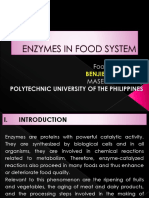 Enzymes in Food System 2016