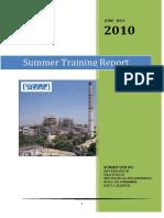 NTPC badarpur mechanical report