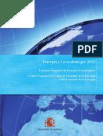 Energia Geoestrategia 2015-2015