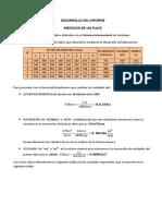 Desarrollo Del Informe de Laboratorio 3