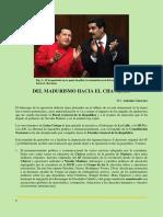 Del Madurismo Hacia El Chavismo