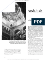 Fidelio - Andalusia, Gateway to the Golden Renaissance