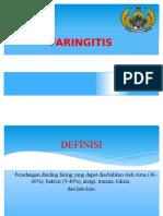 Review Faringitis
