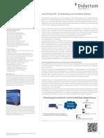 AKCP sensorProbe2 DC Alarm Server - Überwachung von potentialfreien Kontakten