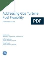 Ger 4601b Addressing Gas Turbine Fuel Flexibility Version b