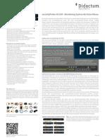 Infrastruktur-Überwachung mit dem AKCP securityProbe 5E-X20 Alarm Server