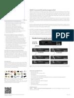 AKCP E-sensor8 Erweiterungsmodul