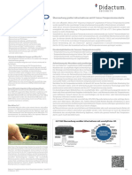 Präzise Überwachung und Kontrolle der Temperatur mit SNMP-fähiger AKCP Temperatur Messkette