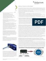 Multisensor Temperatur und Luftfeuchte - Präzise Messung der Temperatur und relativer Luftfeuchtigkeit