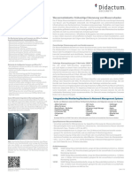 AKCP Sensor Wasser Meldekette - Detektion von Wasseraustritt / Leckage