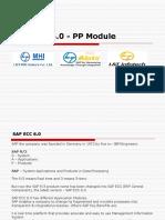 Sap Ecc 6.0 Pp Module Ppt