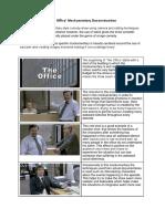 'The Office' Mockumentary Deconstruction