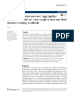 Exponential operations and aggregation operators of interval neutrosophic sets and their decision making methods