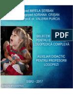 Set Probe LOGOPEDIE Complexa Final m Serban1