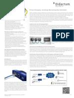 SNMP-fähiger Bewegungssensor zum Schutz Ihrer kritischen Infrastrukturen
