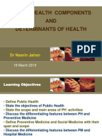01. Public Health Components and Determinants of Health.ppt