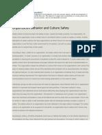 Saferty Essay