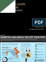 Rio's Diabetic Foot - Slide