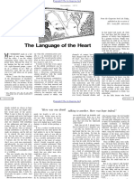 The Language of the Heart Nov 1972