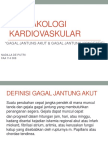 Farmakologi kardiovaskular