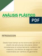 Análisis Plástico diapositivas