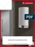 Catalogo Scaldacqua2016 ELDOM