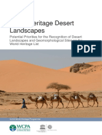 Wh Desert Landscapes Thematic Study