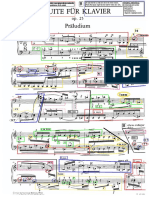 Schoenberg Prelude. Analyzed (only for xchange viewer)