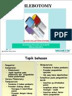 Phelebotomy